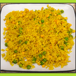 Recipes Turmeric Rice